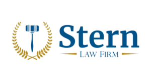 New York City's Stern Law Firm Logo.