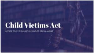 sexual abuse is a form of personal injury and claims should absolutely be pursued.
